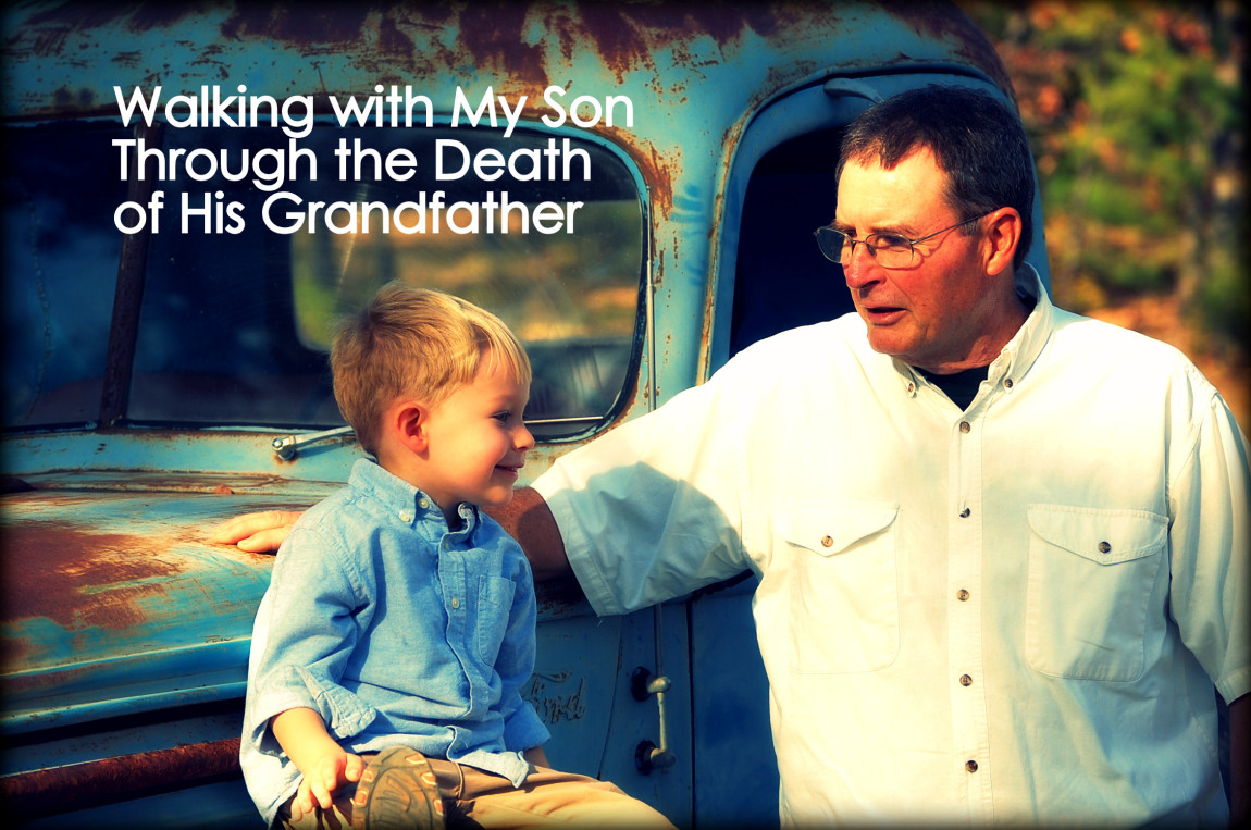 death my grandfather This past wednesday marked the forty year anniversary of my beloved grandfather's death there will never be an august 22nd that goes by without my remembering the night that gramp passed away, not as long as there are katydids and crickets singing their august songs in the dark or while my own heart continues to beat.