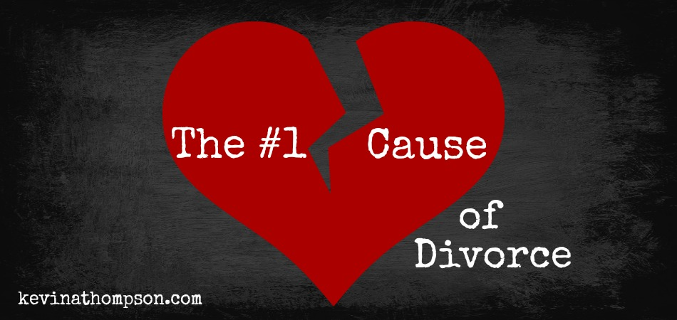 The Number One Cause of Divorce