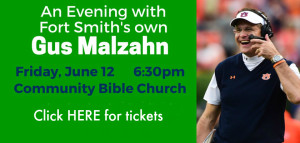 Malzahn event outdoor