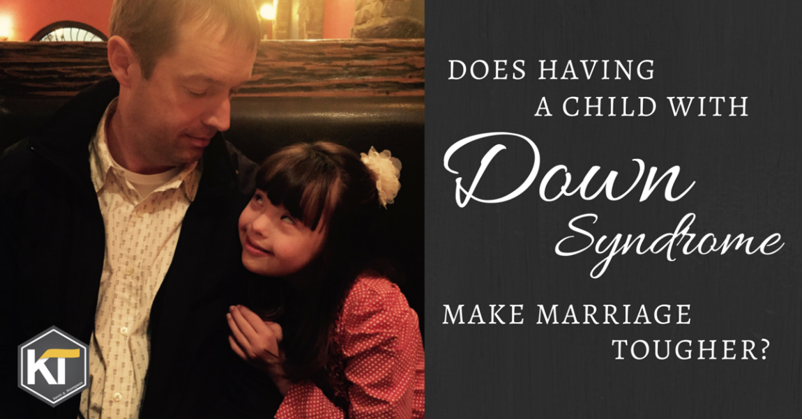 Does Having a Child With Down Syndrome Make Marriage Tougher?