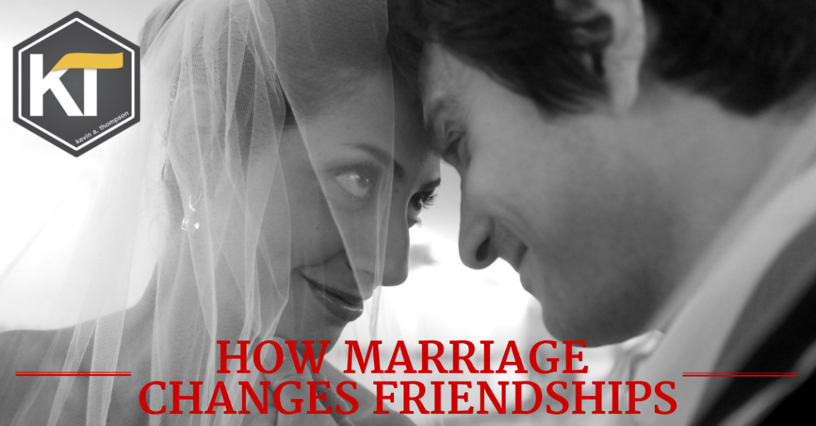 How Marriage Changes Friendships