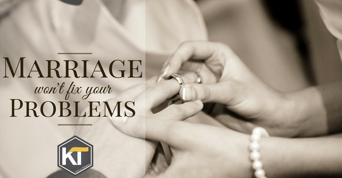 Steps to fixing a broken marriage