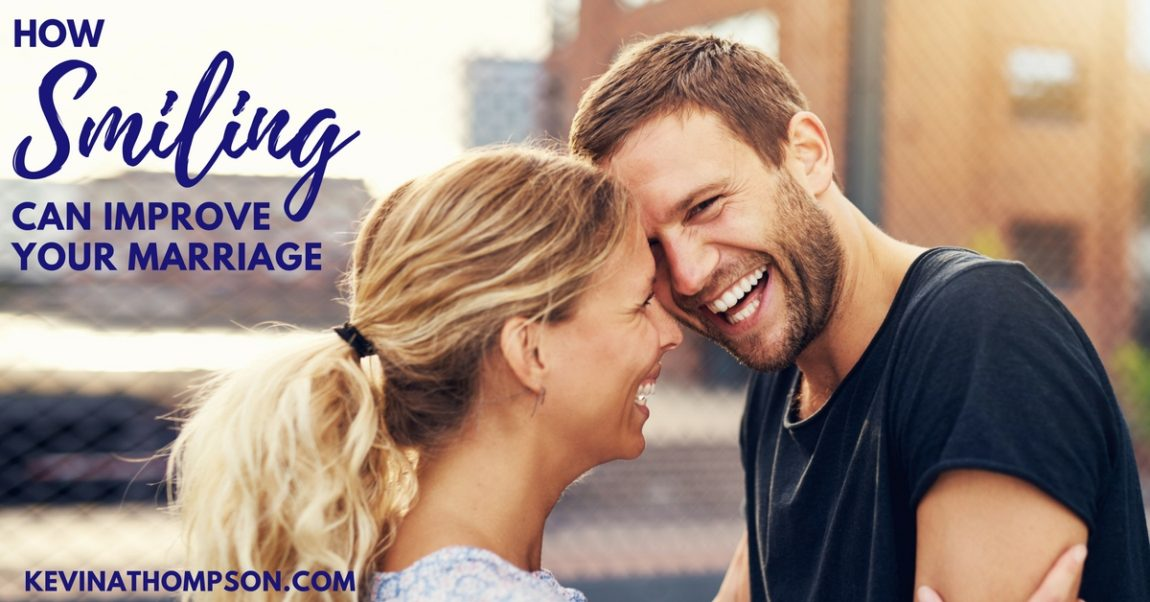 How Smiling Can Improve Your Marriage