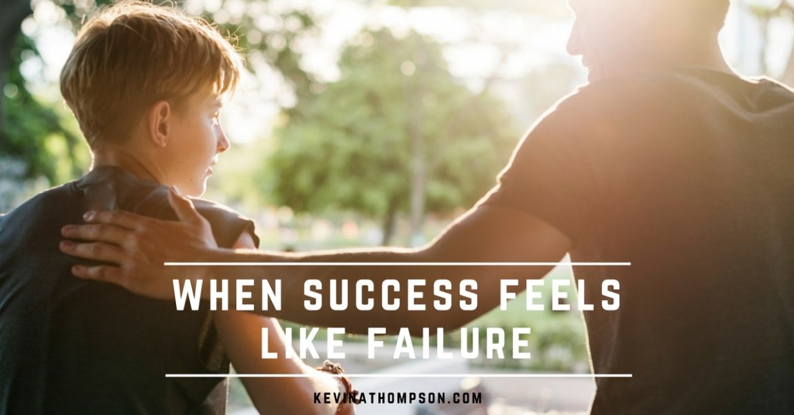 When Success Feels Like Failure