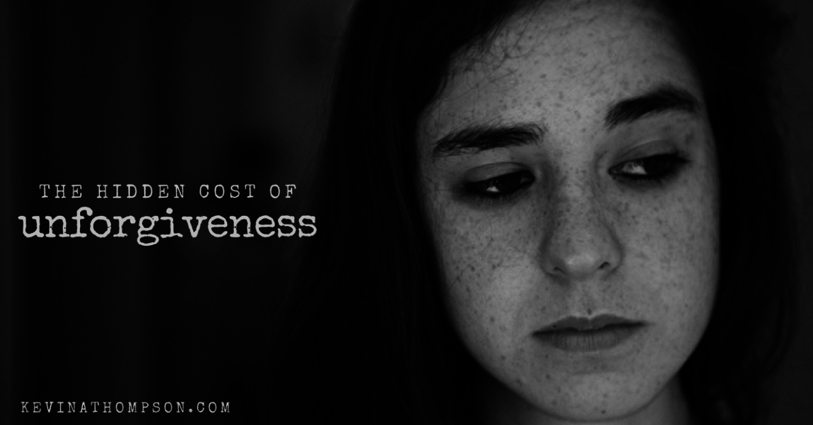 The Hidden Cost of Unforgiveness