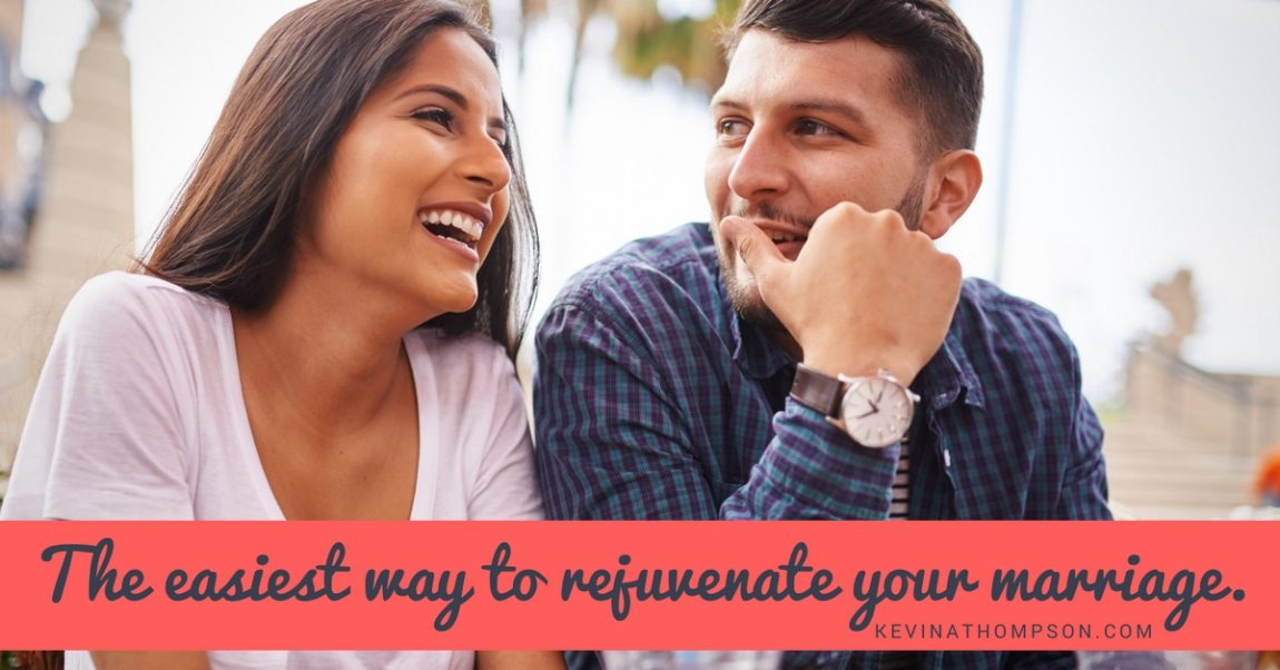 The Easiest Way to Rejuvenate Your Marriage
