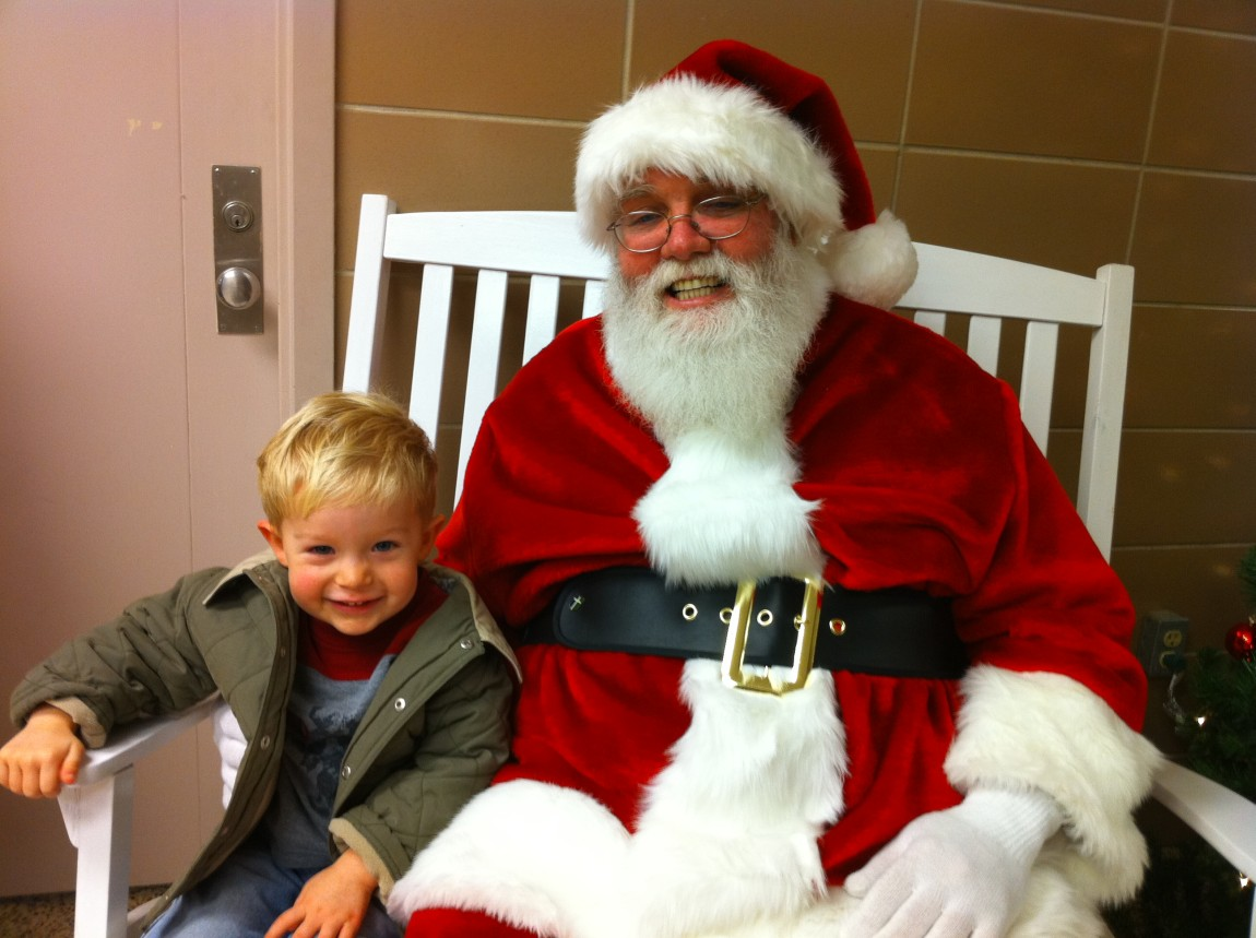 What Do You Tell Your Kids About Santa? (Reader's Question)