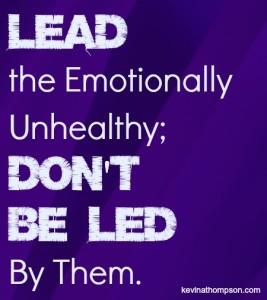 emotionally healthy