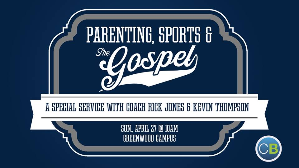 Parenting, Sports, and the Gospel (A Reading Guide)