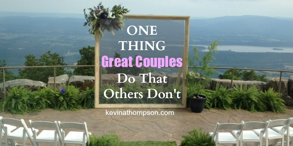 One Thing Great Couples Do That Others Don't