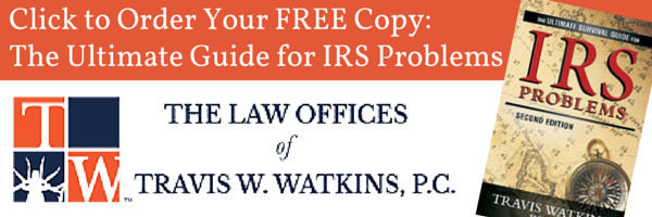 irs problems book