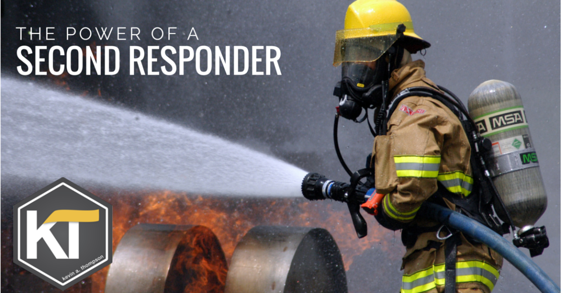 The Power of a Second Responder