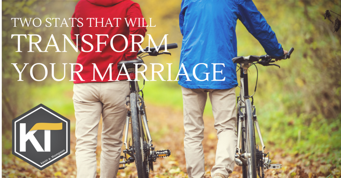 Two Stats That Will Change Your Marriage