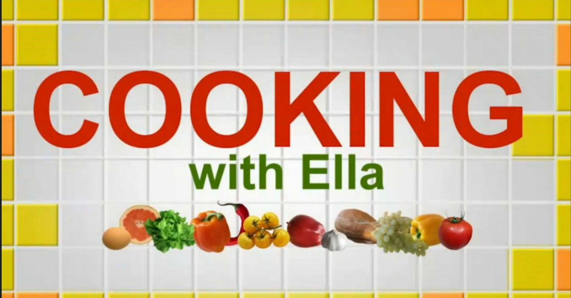 Cooking With Ella (A Birthday Present)