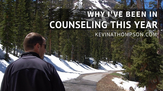 Why I've Been in Counseling This Year