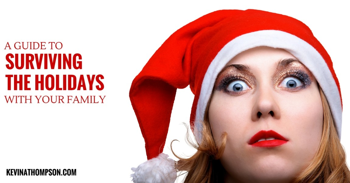 A Guide to Surviving the Holidays with Your Family