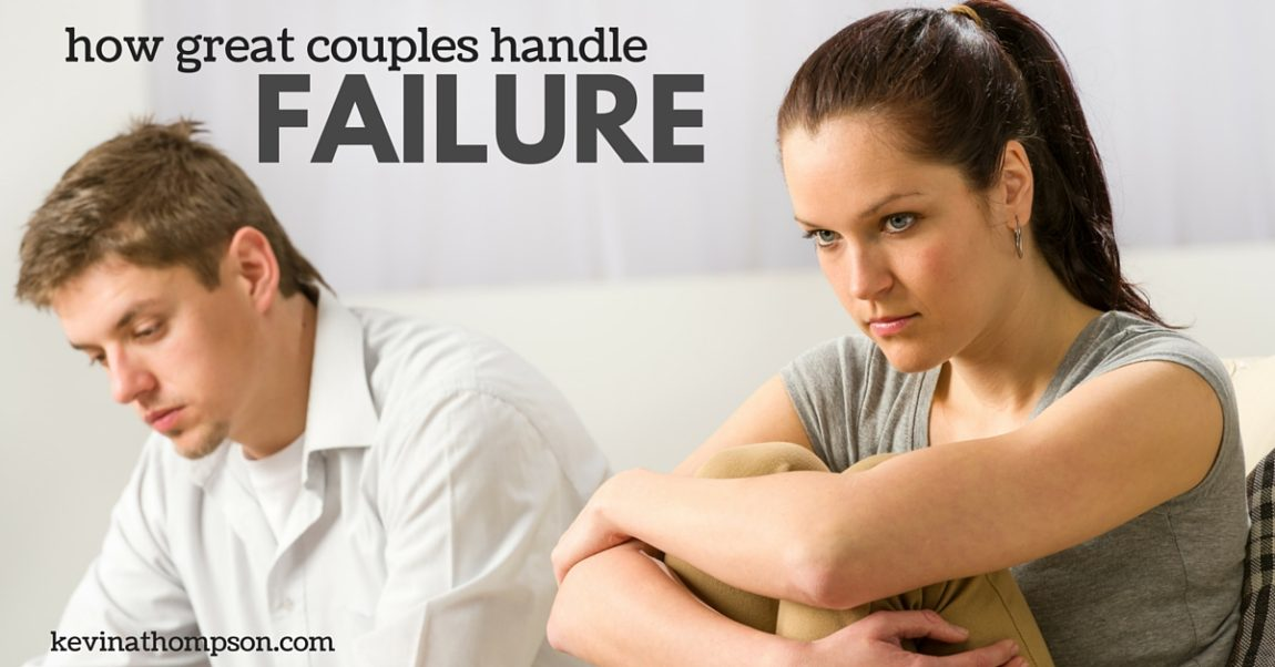 How Great Couples Handle Failure