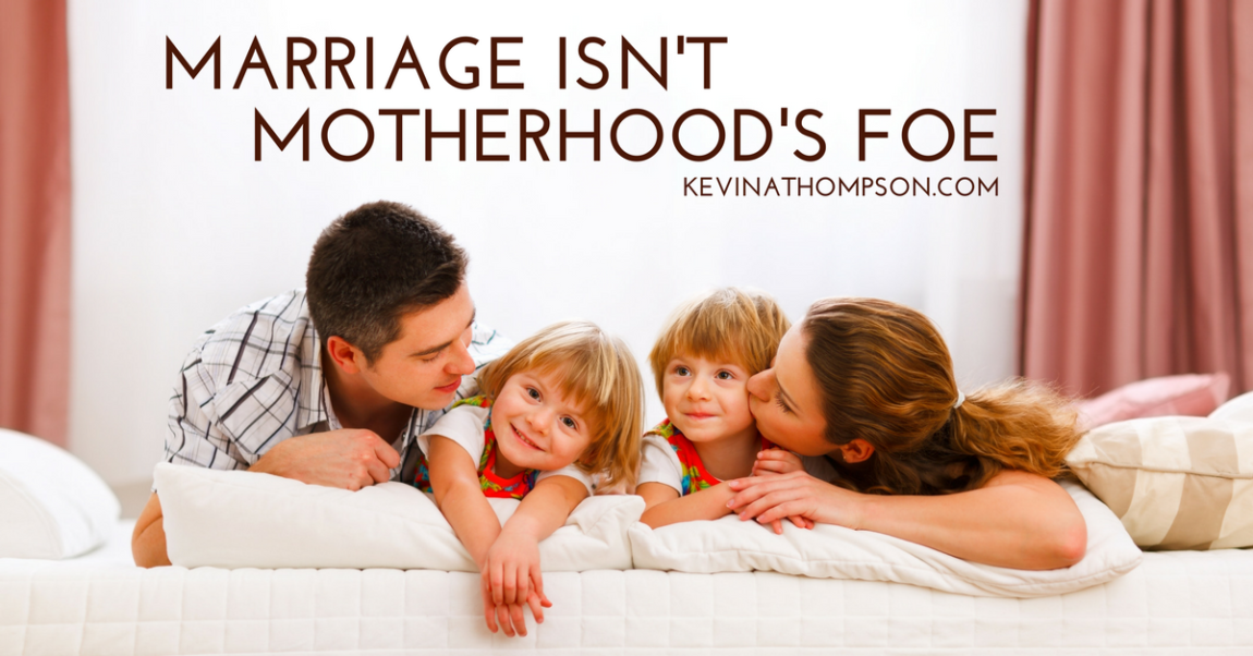 Marriage Isn't Motherhood's Foe