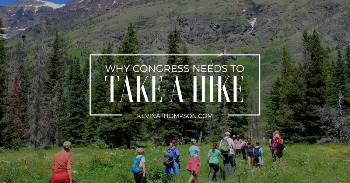 Why Congress Needs to Take a Hike