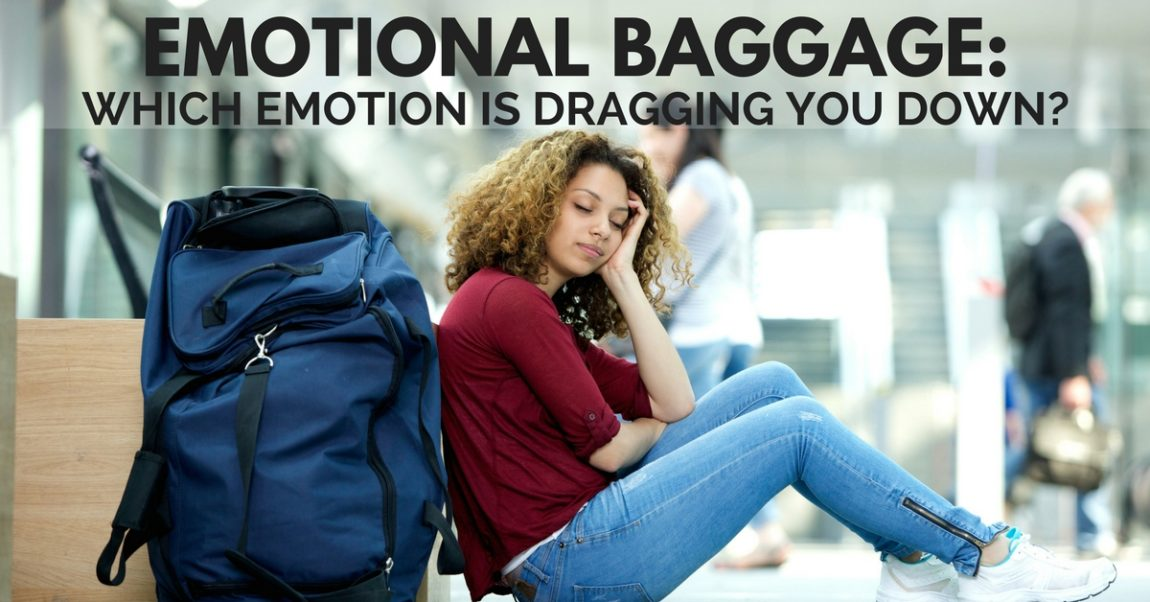 Emotional Baggage: Which Emotion is Dragging You Down