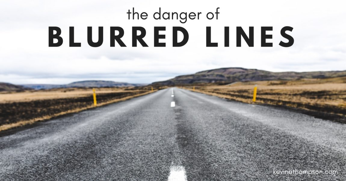 The Danger of Blurred Lines