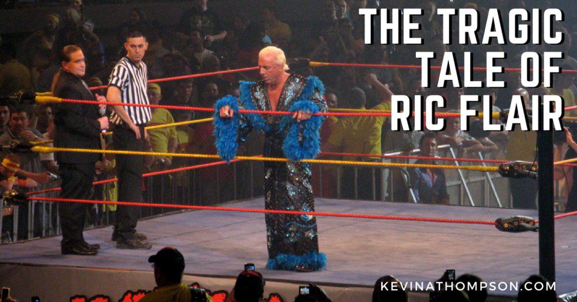 The Tragic Tale of Ric Flair