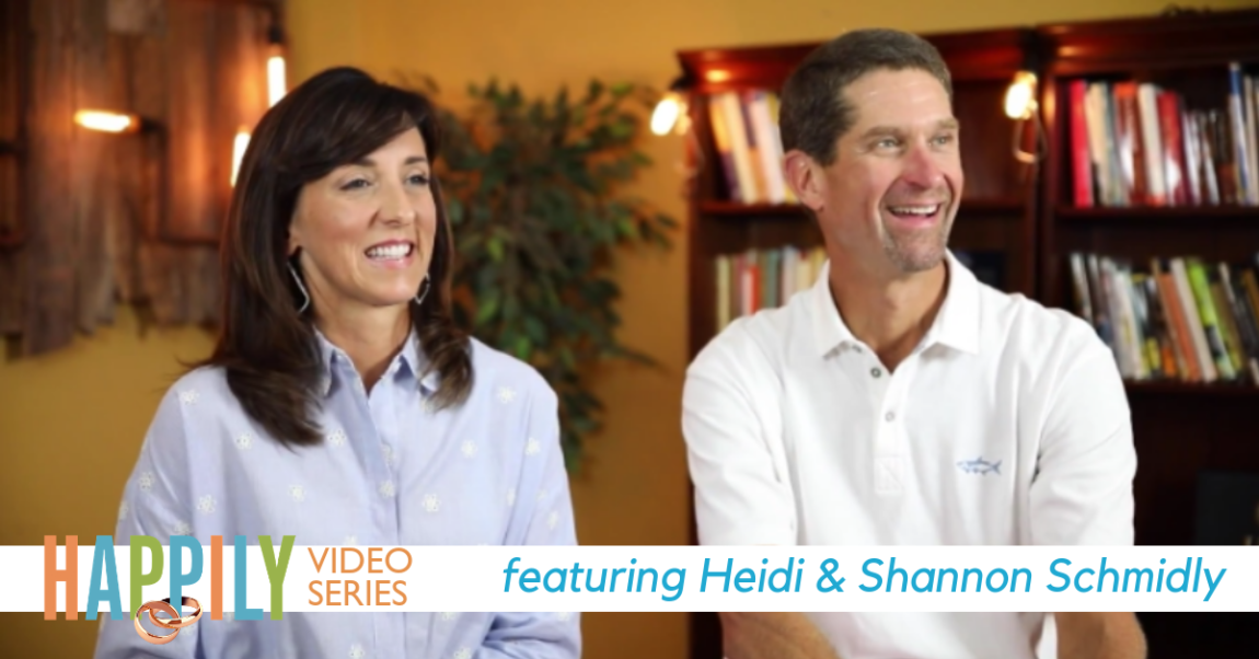 The Happily Video Series: Heidi and Shannon Schmidly