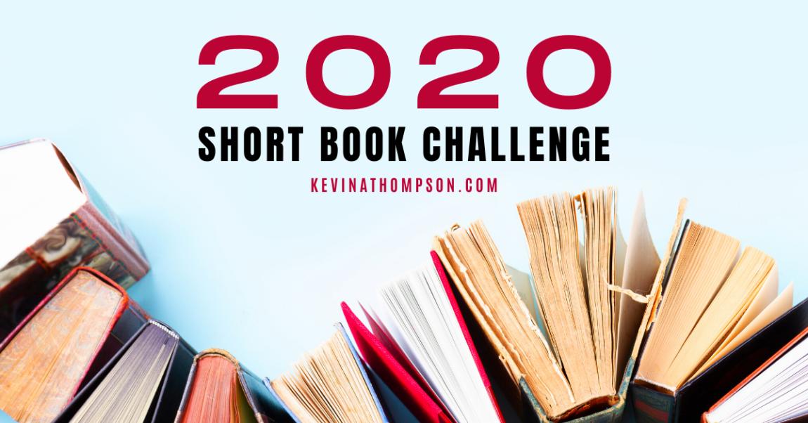 2020 Short Book Challenge