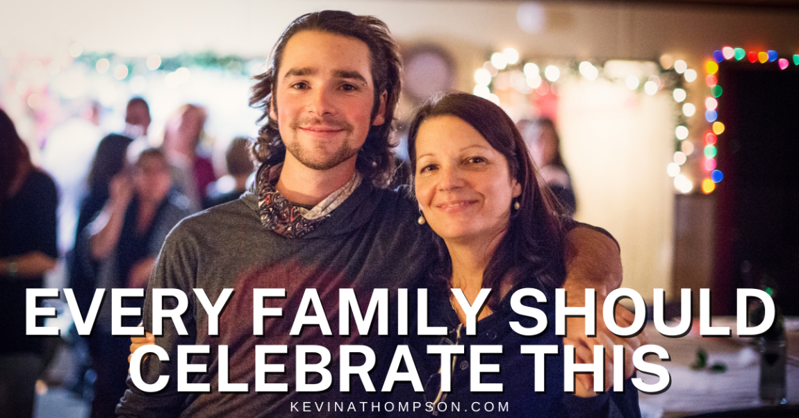 Every Family Should Celebrate This